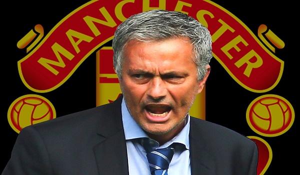 jose mourinho resmi latih manchester united