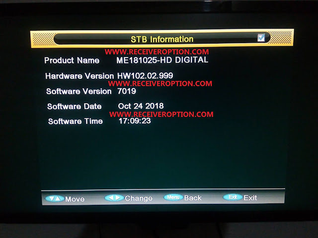 GREEN GOTO HD RECEIVERS POWERVU KEY NEW SOFTWARE BY USB