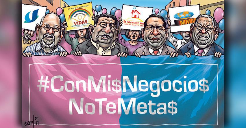Carlincaturas Domingo 29 Octubre 2017 - La República