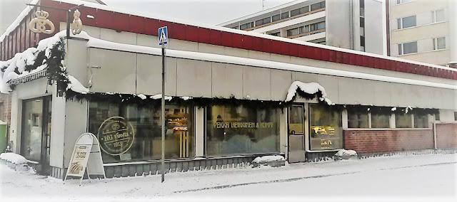 Pekka Heikkinen leipomo kahvila Kajaani