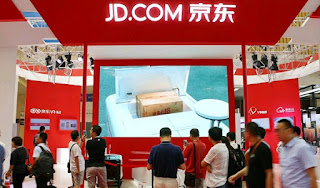 Outlet Toko Offline Jd.com China