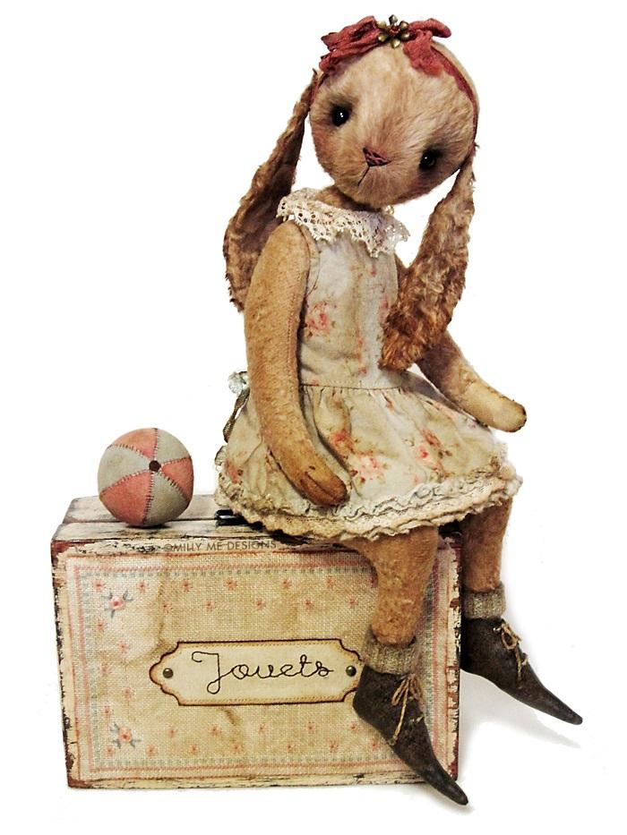 viscose rabbit