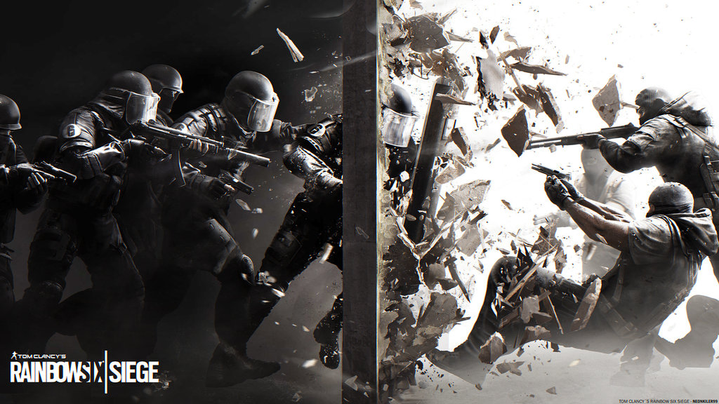 Tom Clancy's Rainbow Six Siege Pic