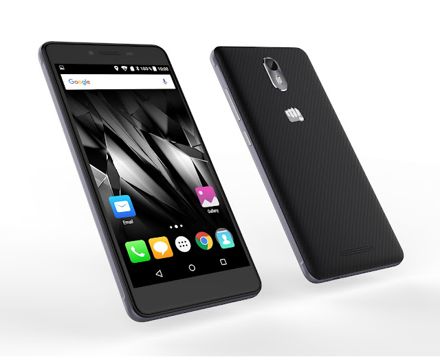 Micromax launches youth targeted Canvas Evok smartphone with 5.5 inch HD display, 3GB RAM in India for Rs. 8499