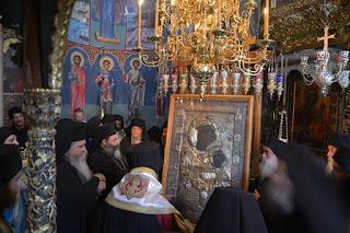 Αποτέλεσμα εικόνας για Ιερά Πανήγυρις εις την Ιερά Σταυροπηγιακή Μονή των Ιβήρων - Αγίου Όρους