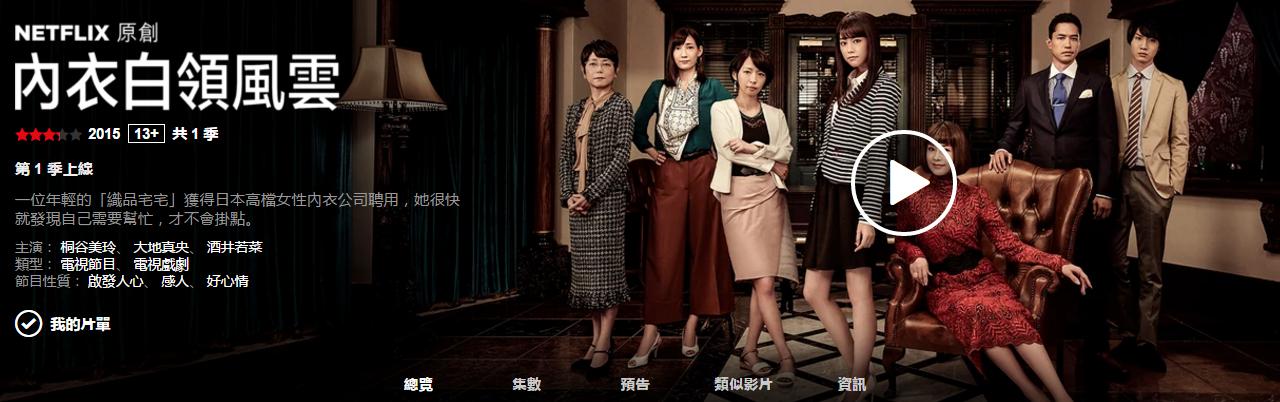 以自製內容為傲的Netflix,台灣內容製作者可以從日本經驗中學到什麼?