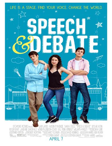 Ver Speech And Debate (2017) Online
