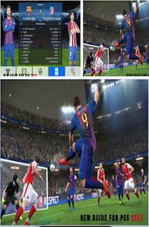 PES 2017 Gold Edition MOD Apk Versi Terbaru - Free Download Android Game