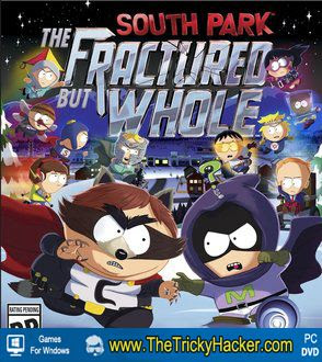 South Park The Fractured But Whole Free Download Full Version Game PC