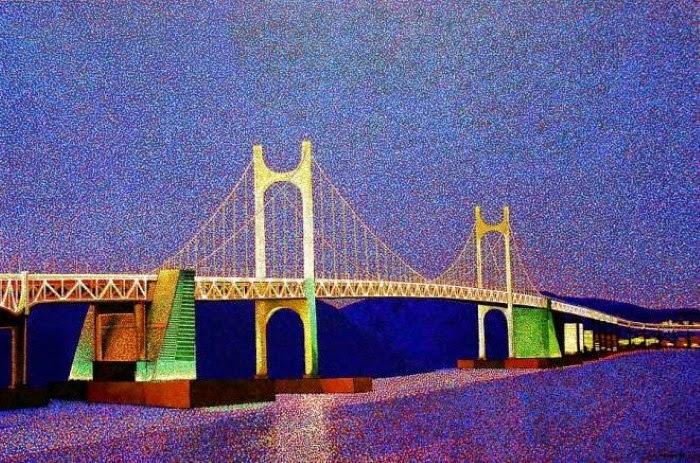 Мосты. Ju Chul Kim