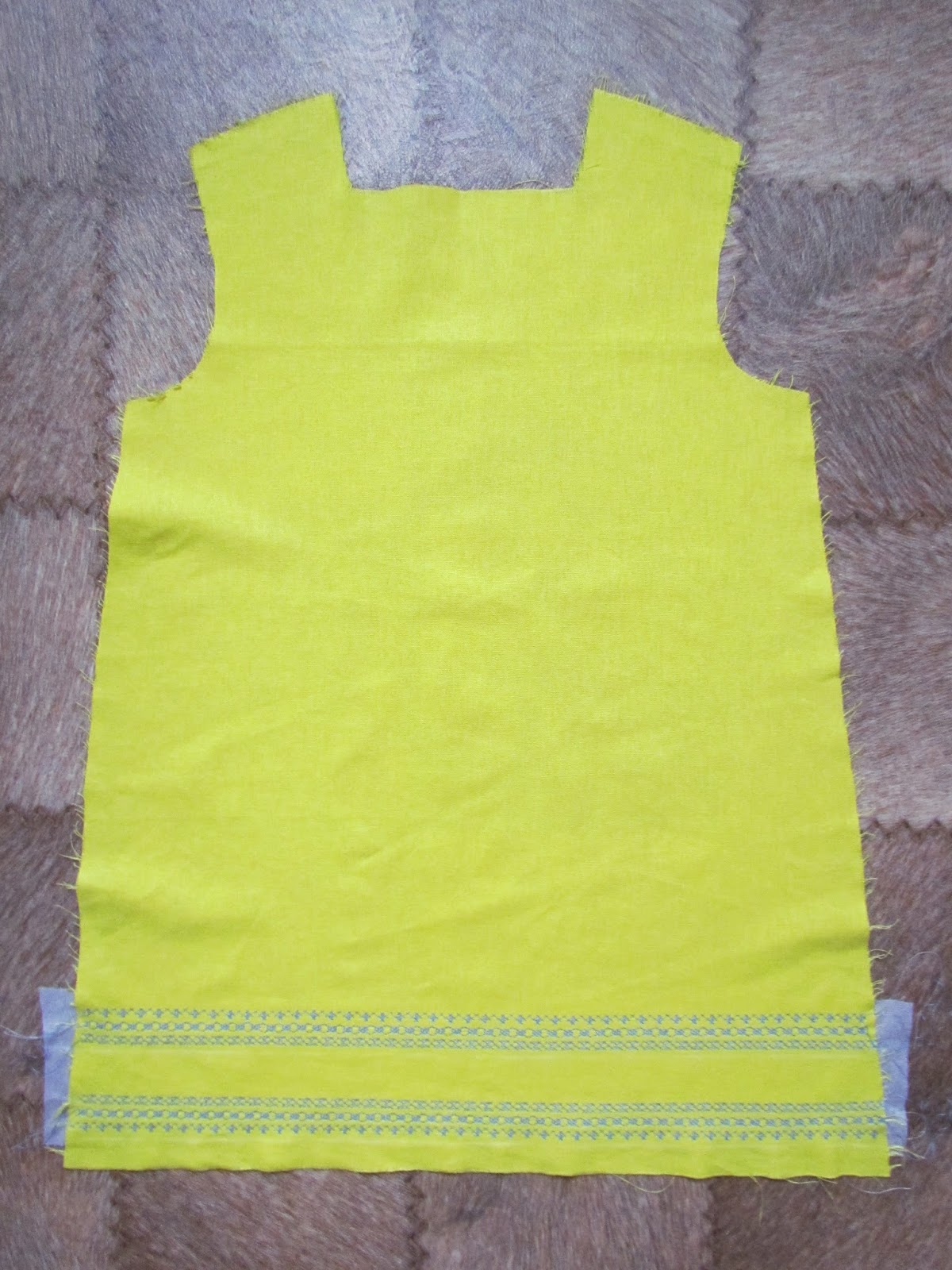 Сукня вишиванка - Майстер-класи - Все про шиття - Ший сама 024a3236f7832