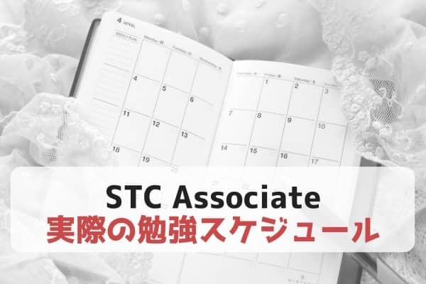 STC Associate(CISTEC)に一発合格したときの勉強法・スケジュール