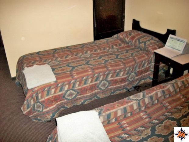 La Paz, Hotel Sagarnaga