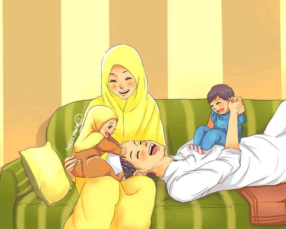 Hukum Suami Yang Tidak Mendidik Anak Dan Istrinya