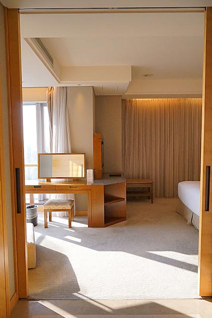 DSC02925 - 熱血採訪│台中住宿裕元花園酒店Windsor Hotel 享受寧靜夜景度過浪漫之夜