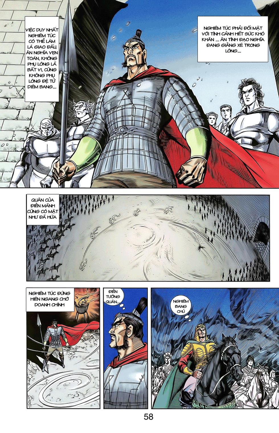 Tần Vương Doanh Chính chapter 10 trang 30