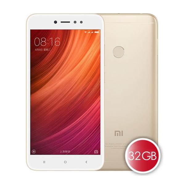 redmi note 5a prime smartphone gold