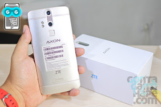 review zte axon elite indonesia gearbest