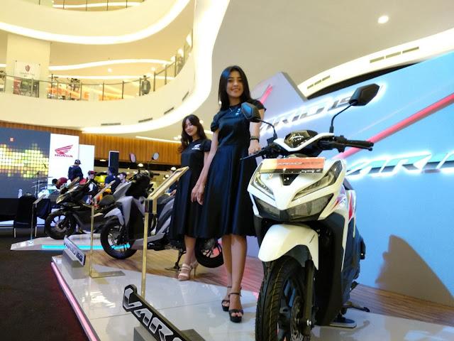 Astra Motor Sumsel Gelar Honda Premium Matic Day