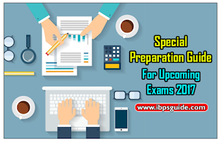 Special Preparation Guide for Upcoming Exams 2017- (1st July)