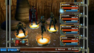 X MEN Legends 2: Rise Of Apocalypse PPSSPP 3
