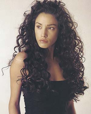 Marvelous Long Curly Hairstyles Part 05 Hairstyle Hairstyles For Women Draintrainus