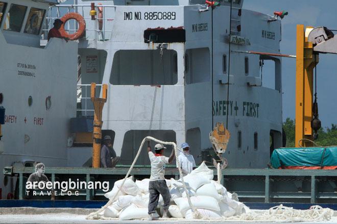 pelabuhan tanjungpandan belitung