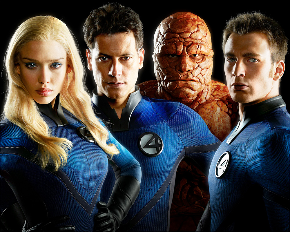 Fantastic Thing Four Actor