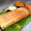 Masala dosa (An Indian Popular Food)