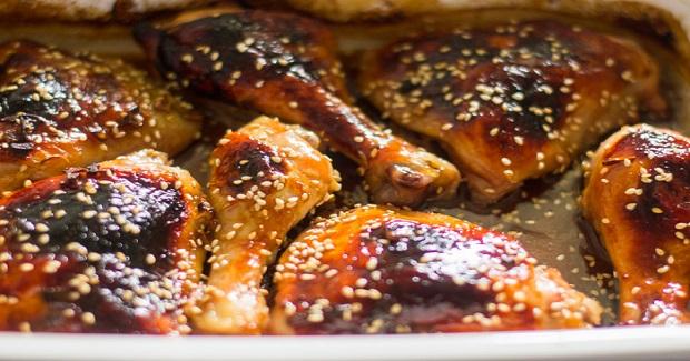 Easy Baked Honey Garlic Chicken Recipe