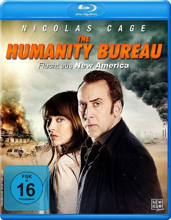 The Humanity Bureau (2017) English 720p BluRay