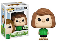 Pop! Animation: Peanuts - Peppermint Patty