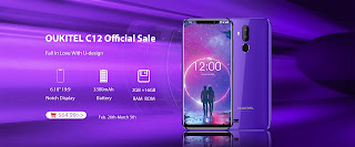 [Image: OUKITEL%2BC12%2Bofficial%2Bsale%2Bwith%2...isplay.jpg]