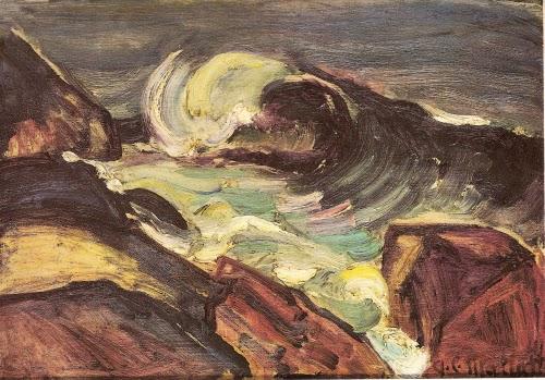 A Onda - Anita Malfatti e suas principais pinturas ~ Pintora brasileira