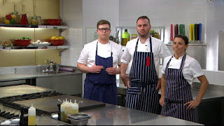 Great British Menu 2017 Central Starter ep.31