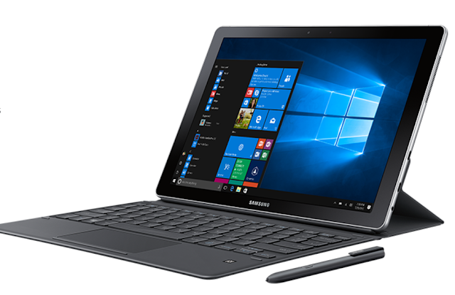 Samsung Galaxy Book Tablet with Windows 10