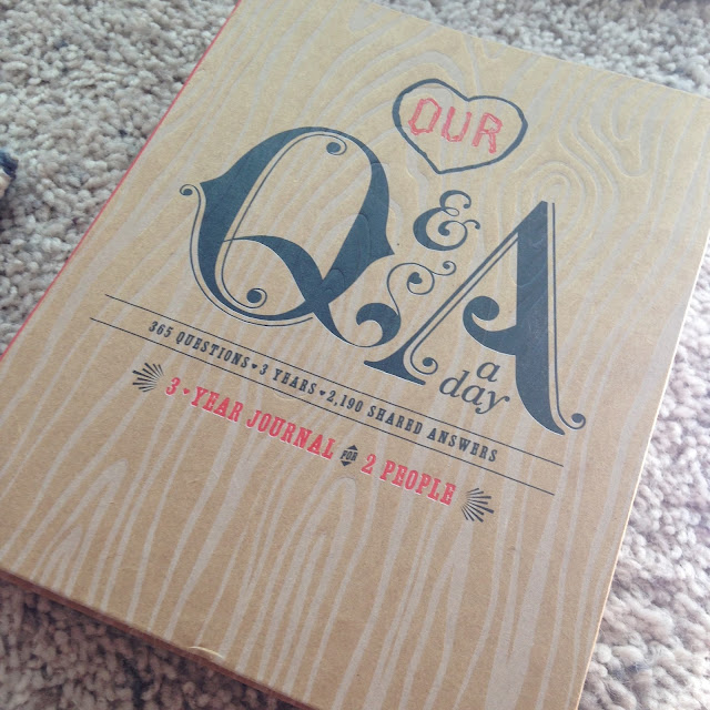 Q and A a day for couples review