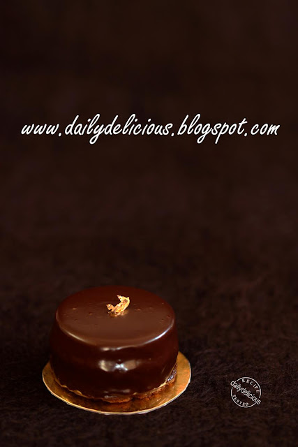 Best Jaffa Cake Recipe