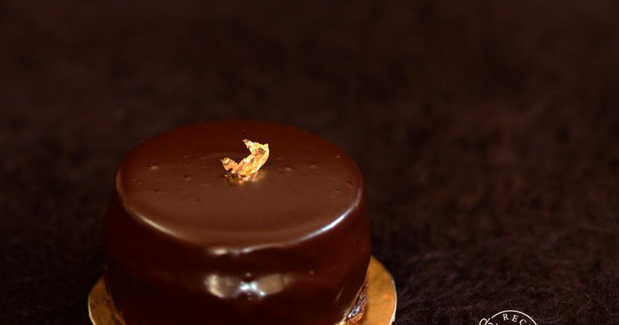 Chocolate Jaffa Cake Gluten Free