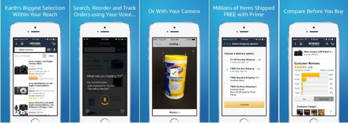 apple apps amazon