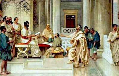 Cursus honorum for Secondi romani