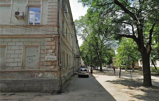 Дом Самокиша в Симферополе