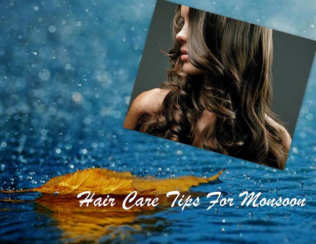 Hair Care Tips for Monsoon - Khushi's World