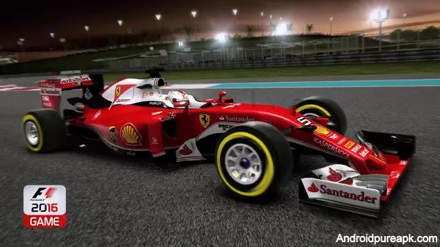 F1 2016 Apk