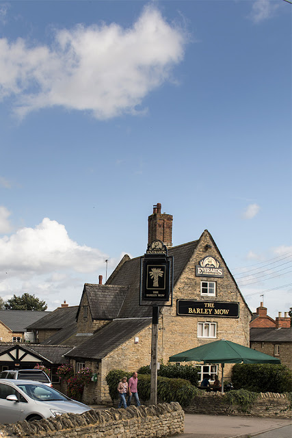 The Barley Mow Pub at Cosgrove