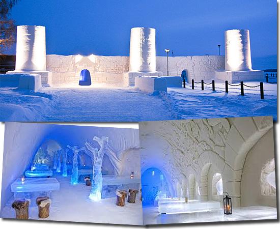 Hotéis mais exóticos do mundo - LumiLinna Snow Castle.jpg