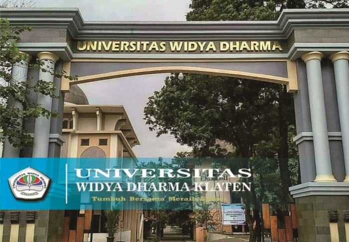 Universitas Widya Dharma