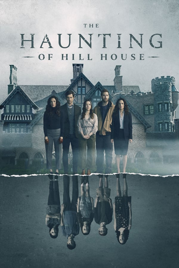 Descargar The Haunting of Hill House (La maldición de Hill House) Latino HD Serie Completa por MEGA