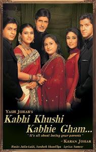 Kabhi Khushi Kabhie Gham... Poster