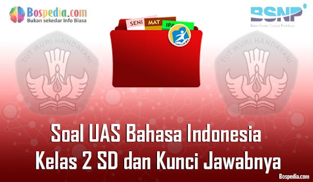 30+ Contoh Soal UAS Bahasa Indonesia Kelas 2 SD dan Kunci Jawabnya Terbaru
